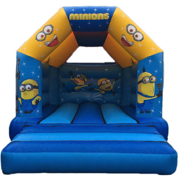 Minions Bouncy Castle Hire
