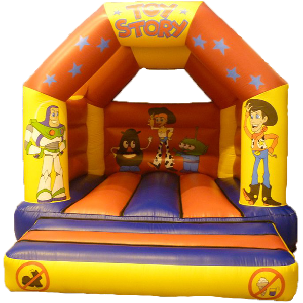 bouncy castle hire stockport